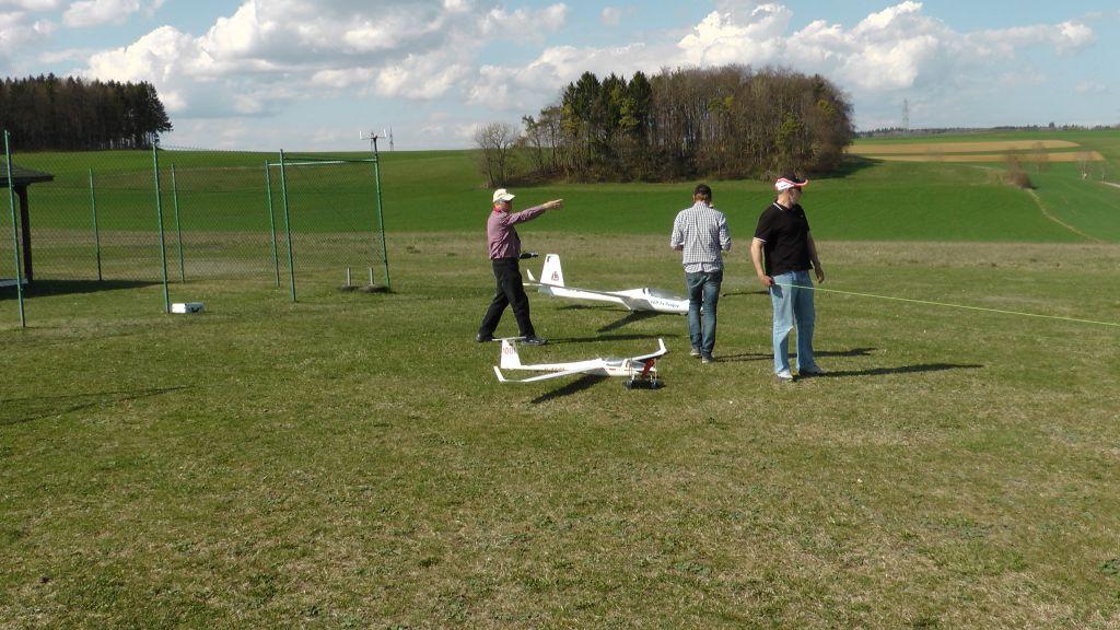 Frühlings Fly Inn April 2017