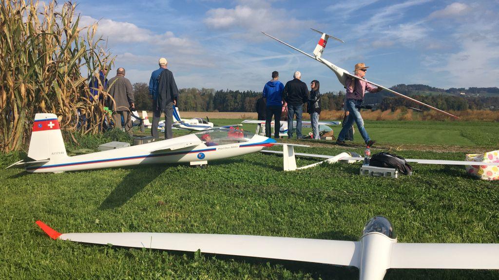 Oktoberfest-Fliegen Hinwil