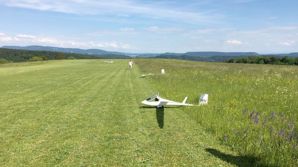 Flight-Weekend Klettgau (Mai)