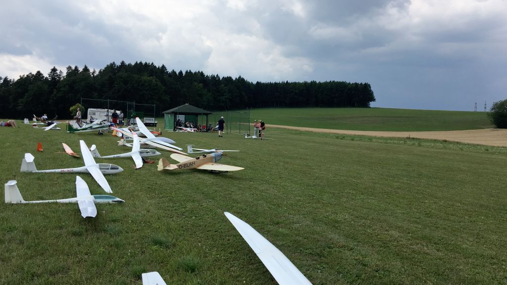 Summer Fly Inn Mettingen Juli