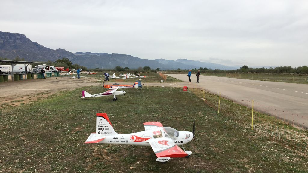 Tortosa Model Flying Ranch April 2018