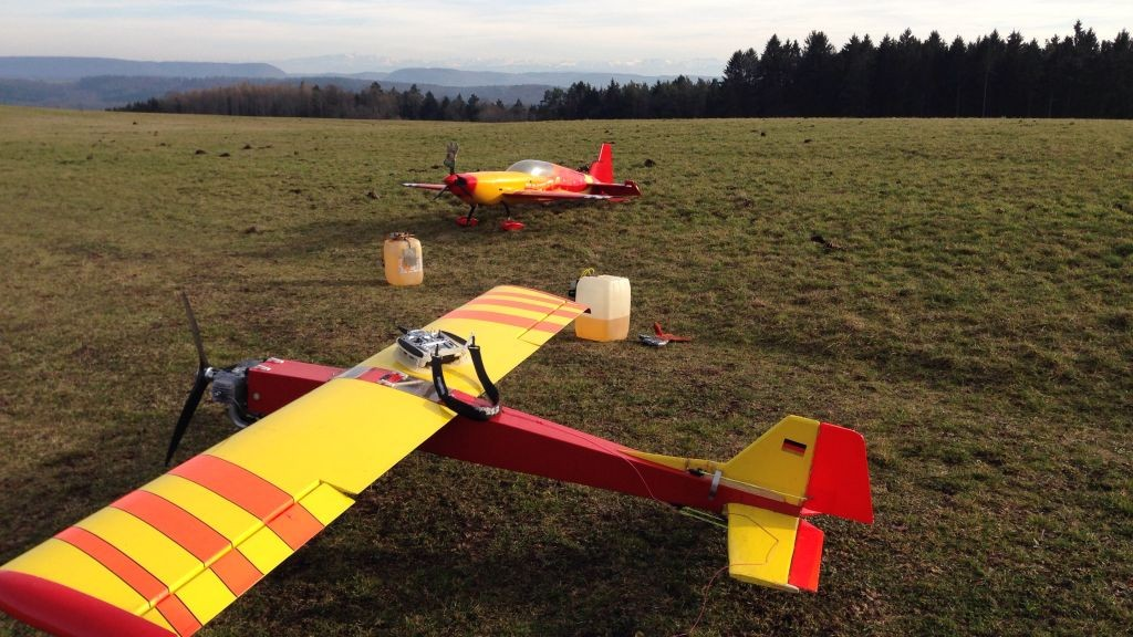 Mettingen Winter Fly In Januar 2016