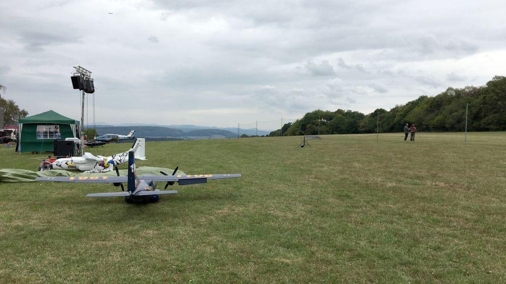 Modellflugtage auf dem Bohlhof 2018