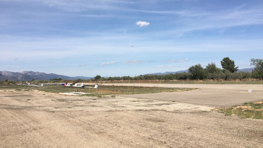 Tortosa Model Flying Ranch April