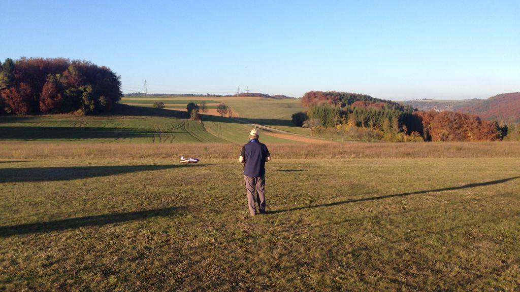 Herbst-Schleppmeeting Oktober