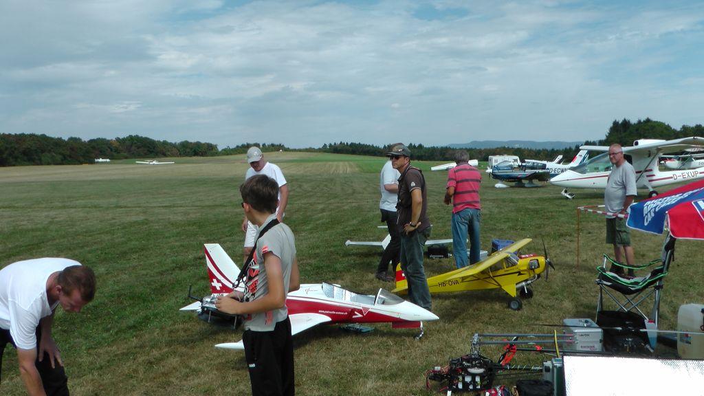 Bohlhof Flugplatzfest 2016