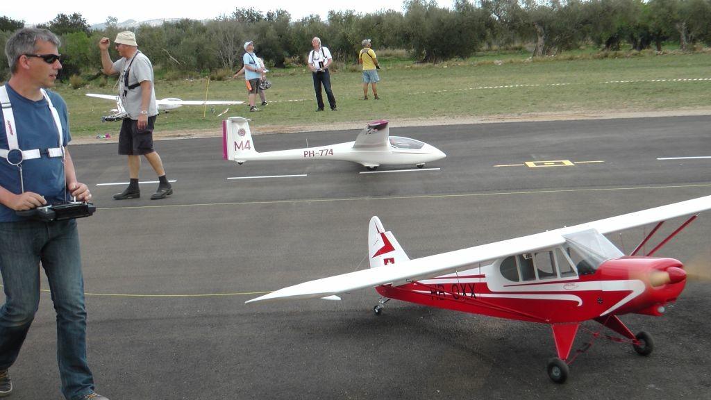 """Tortosa """"Model Flying Ranch"""" März"""