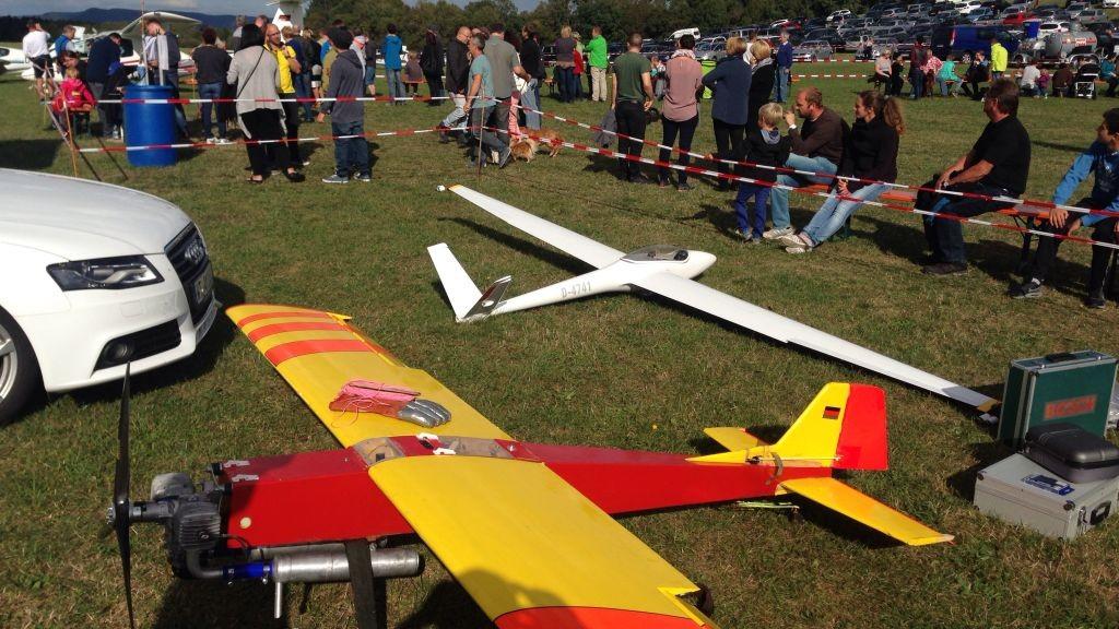 Bohlhof Flugplatzfest 2015