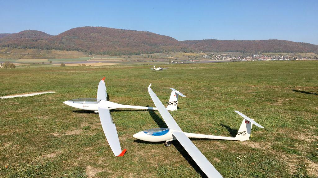 Flugplatz Schmerlat - Grill & Fly Oktober