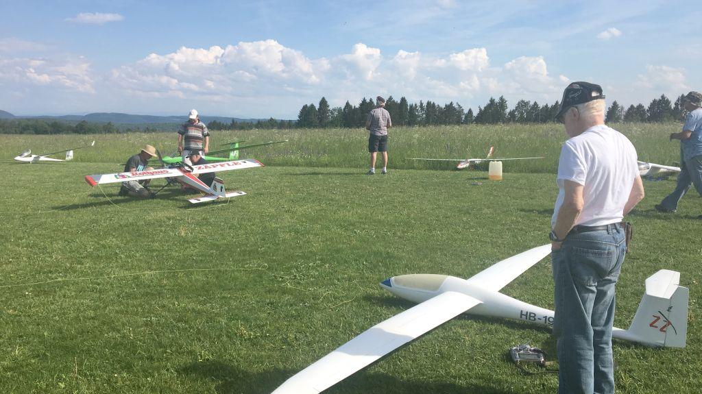 Flight-Weekend Klettgau (Mai)