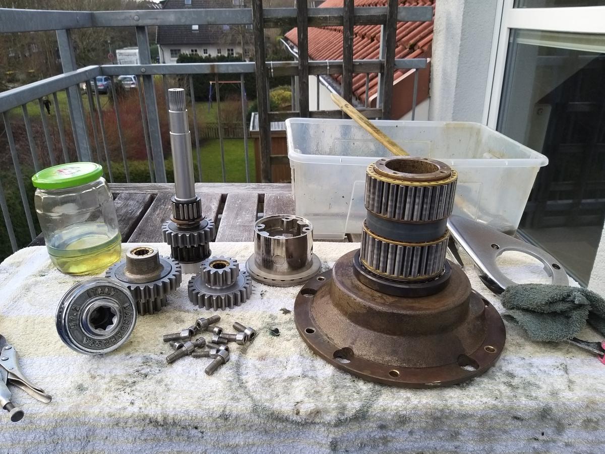 Maschinenbau vom Feinsten