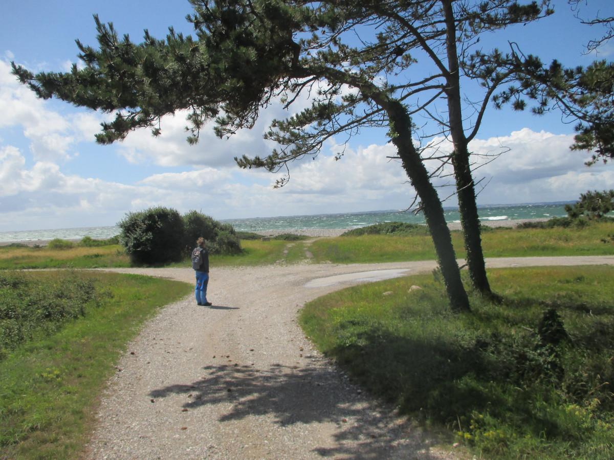 Wanderung rund um das Vitsø Nor
