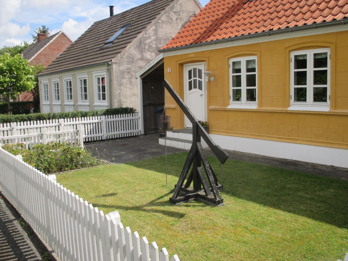 Wanderung nach Ærøskøbing