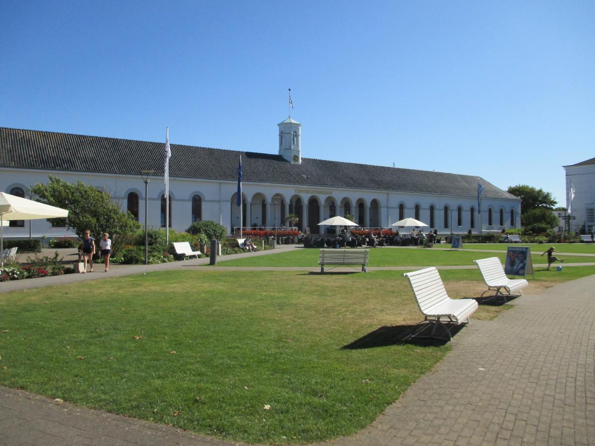 Kursaal von Norderney