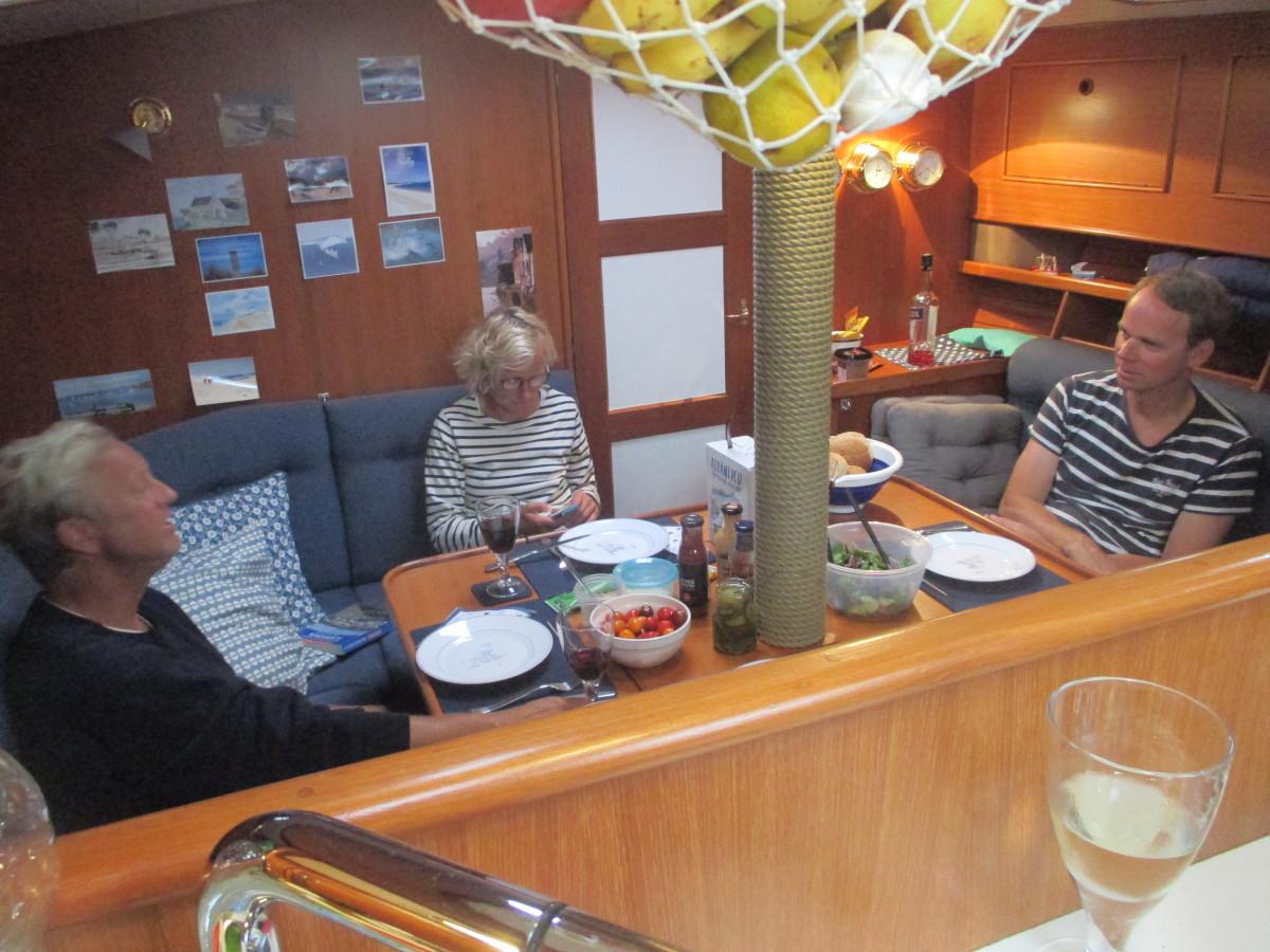 Burger-Fest mit Jan und Frauke