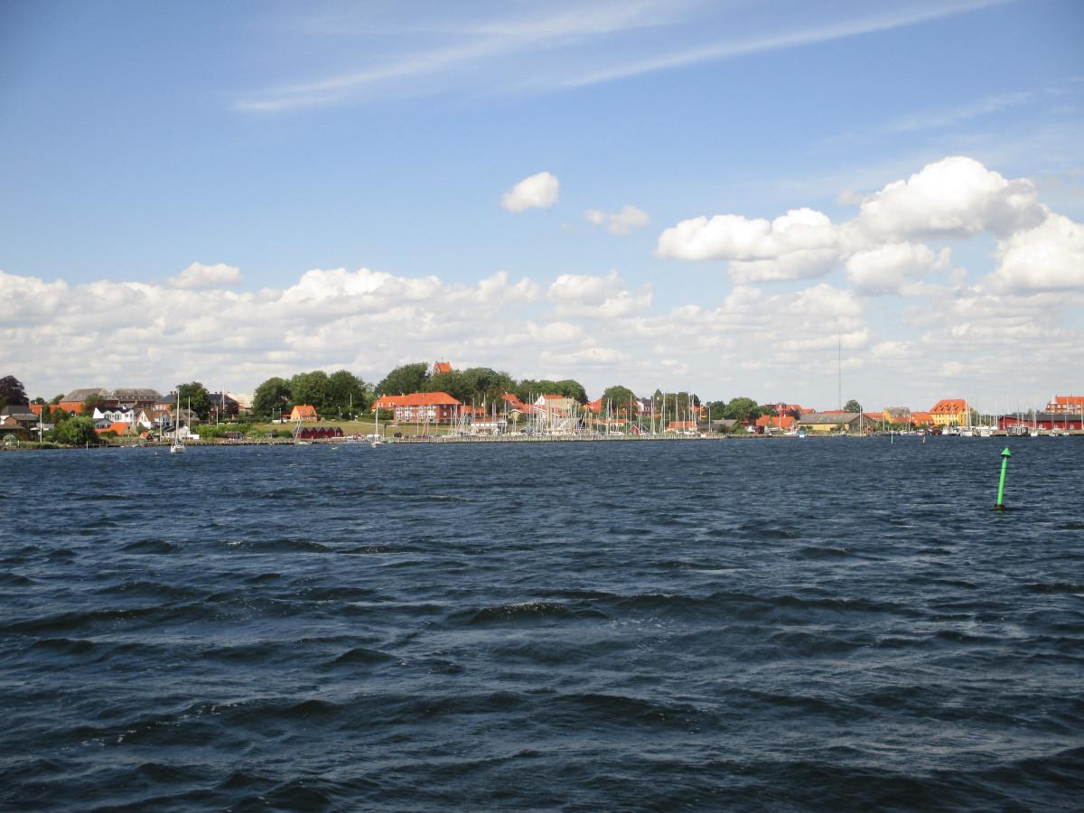 Fjord nach Skælskør