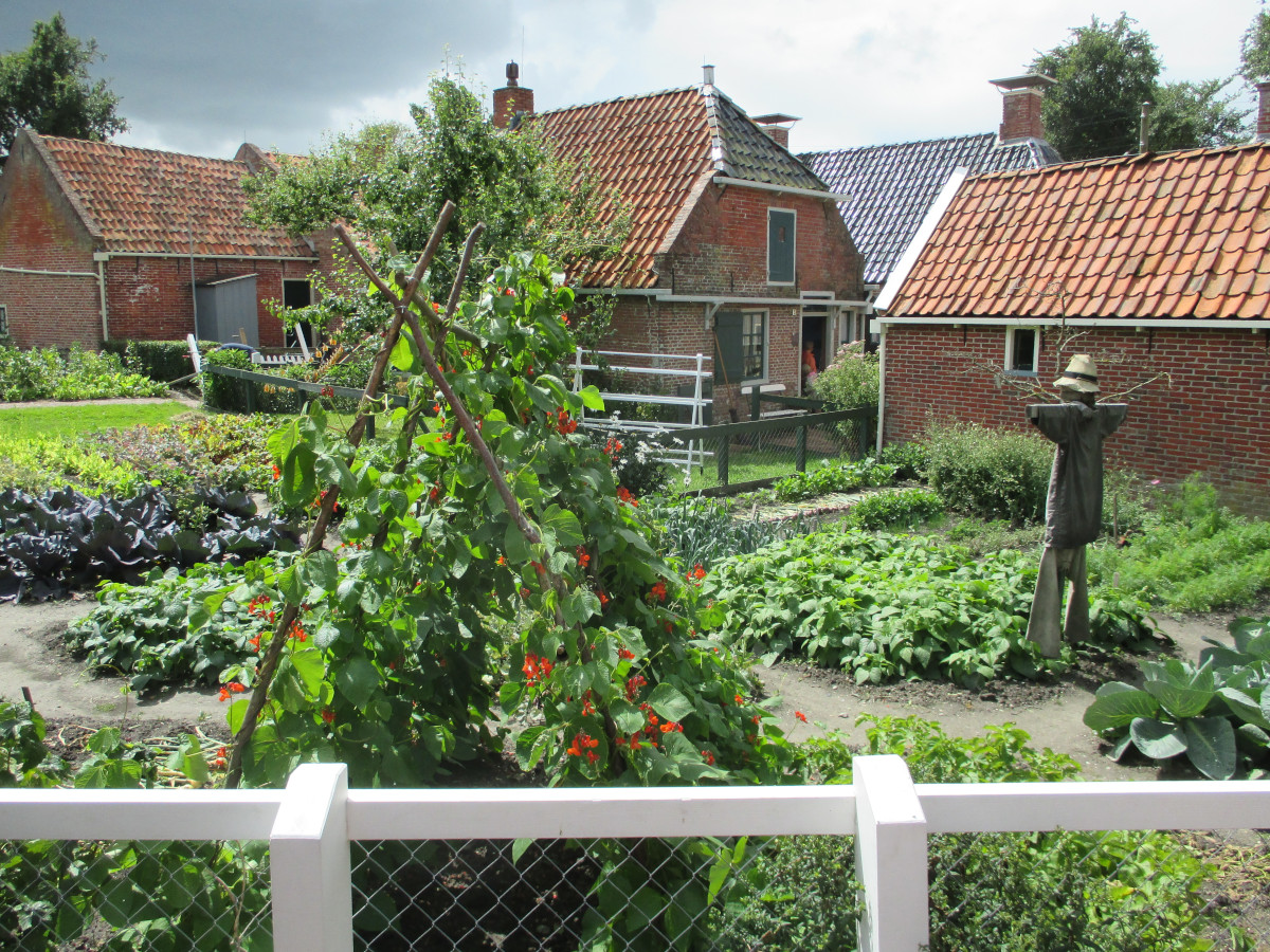 So sah es auch in Ostfriesland aus ... vor gar nicht so langer Zeit