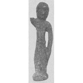 金銅造誕生釈迦仏立像/市史12巻131頁85図