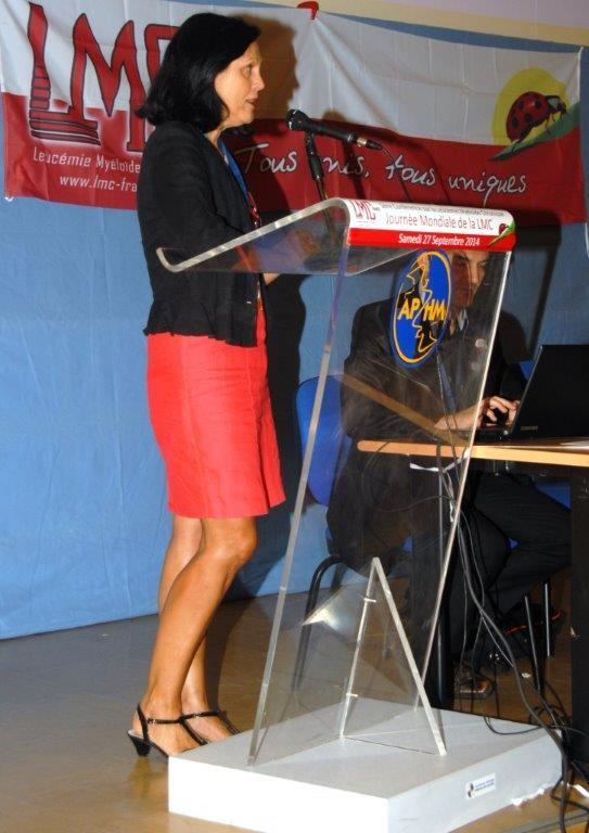 Docteur Marie Joelle Mozziconacci