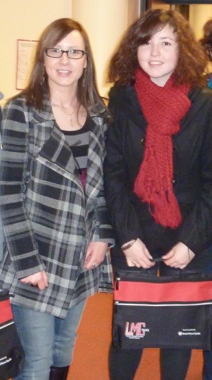 Journée patient Fi LMC - Lille avec Carine Foubert