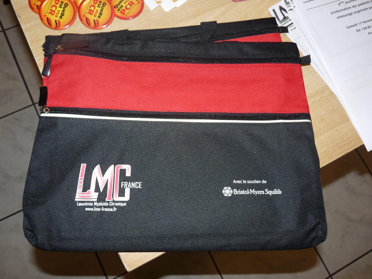 La mallette observance LMC France - Journée Patients Fi LMC 2012