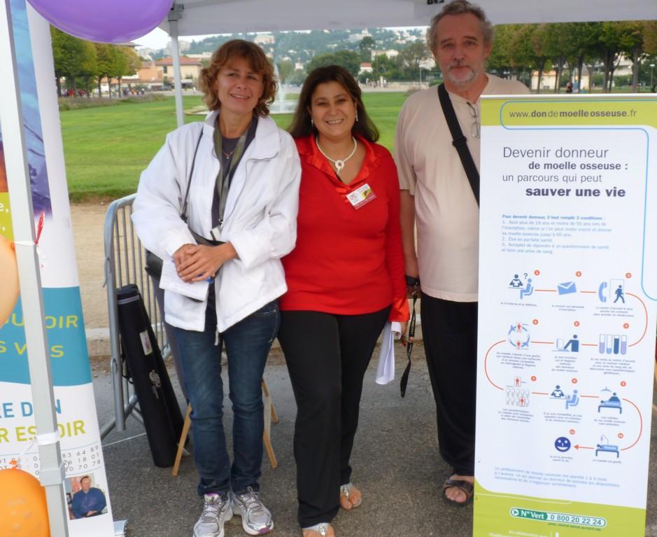 EFS et ADOT 13 unis pour auprès de LMC France
