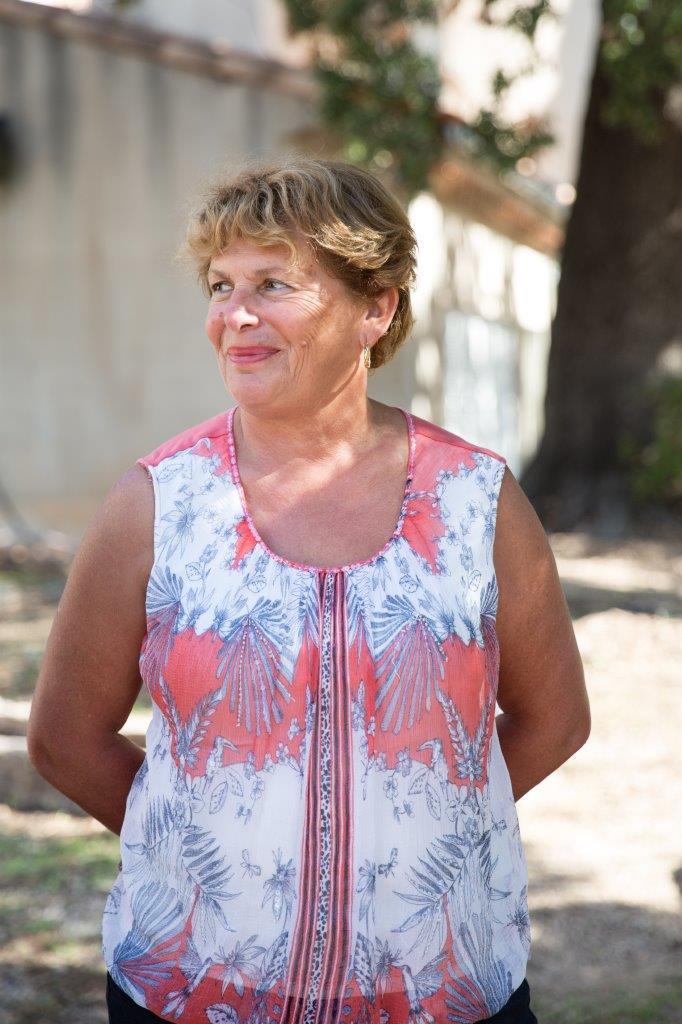 Monique Aravecchia, Présidente de la Fédération Groupama pour la Santé des Bouches du Rhône
