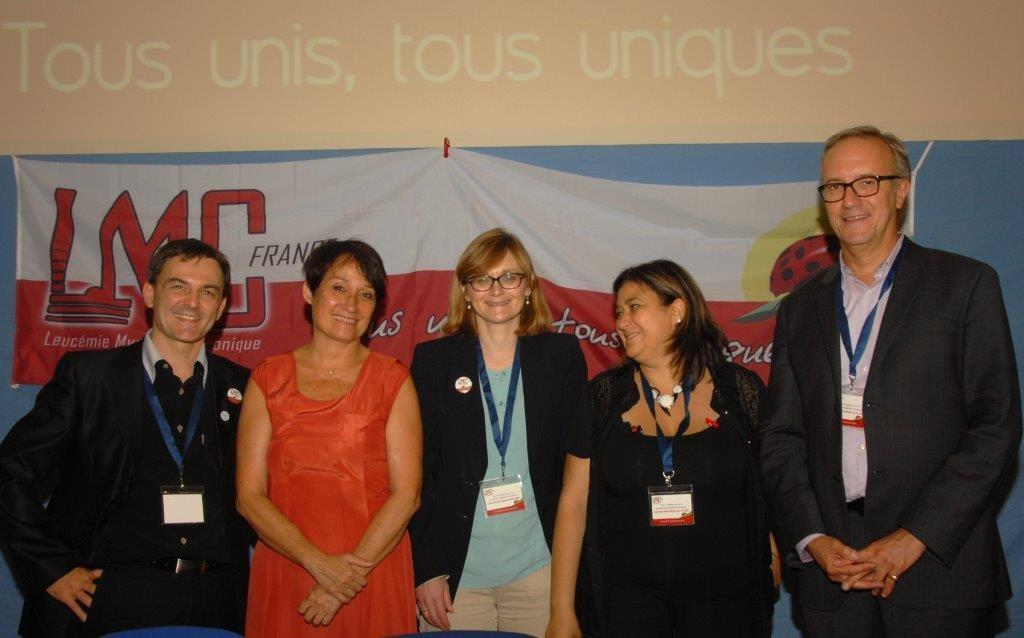 Stéphane Daban, Yolande Arnault, Delphine Réa, Mina Daban, Franck Nicolini