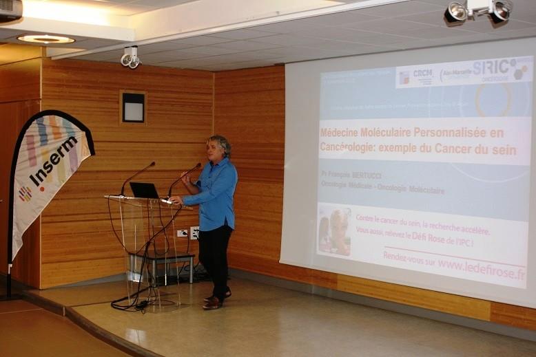 Professeur Francois Bertucci, IPC, CRCM
