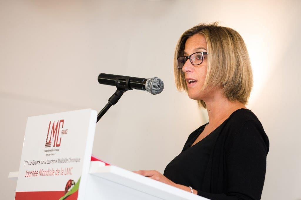 Aurélie Philippe, Adjointe au Déléqué Régional INSERM Paca Corse, M. Dominique Nobile