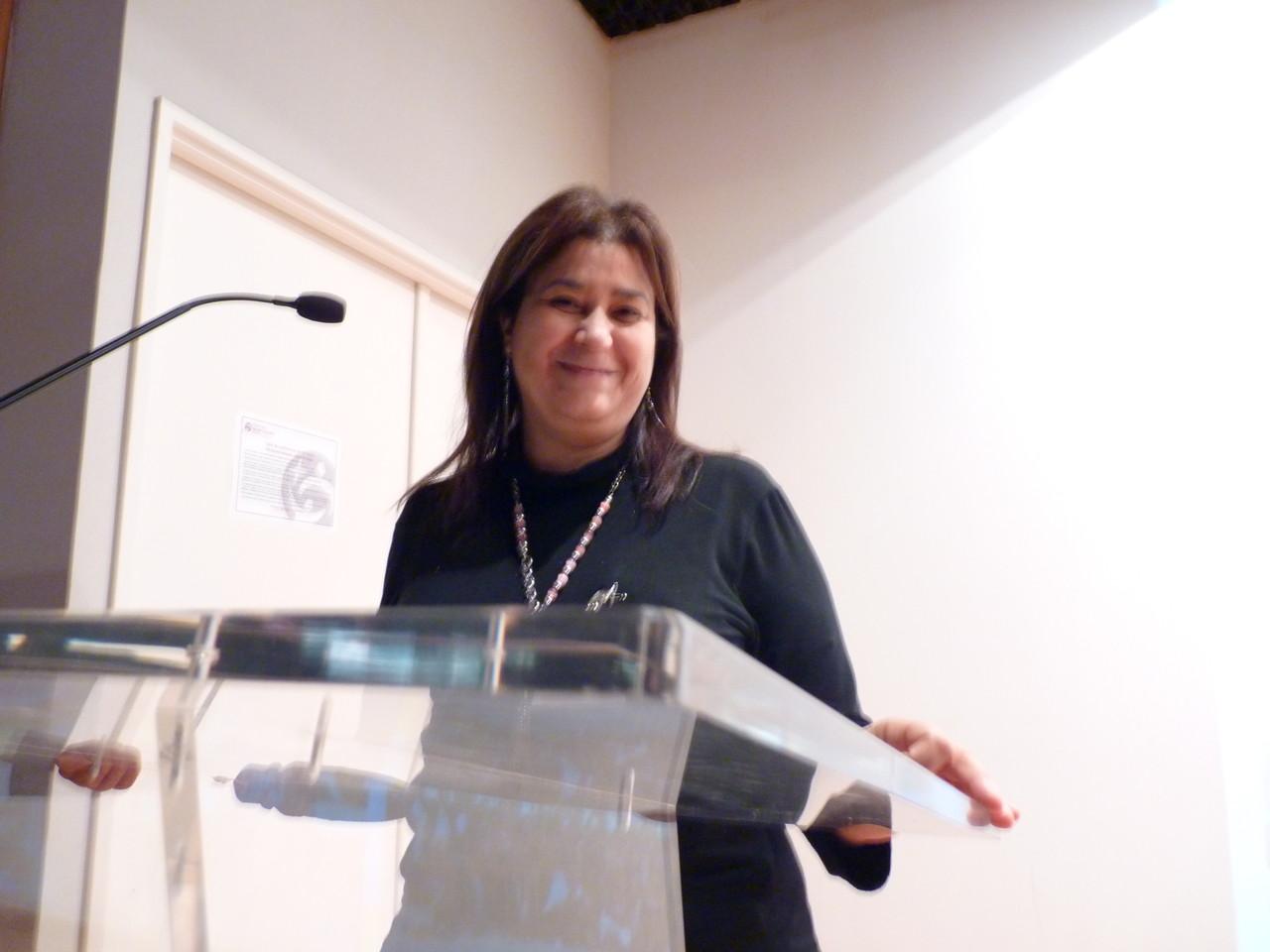 Mina DABAN - Présidente LMC France