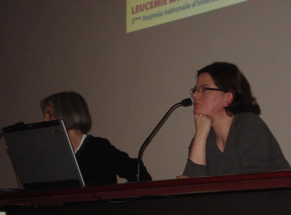 Rennes, les Docteurs Viviane DUBRUILLE et Martine ESCOFFRE