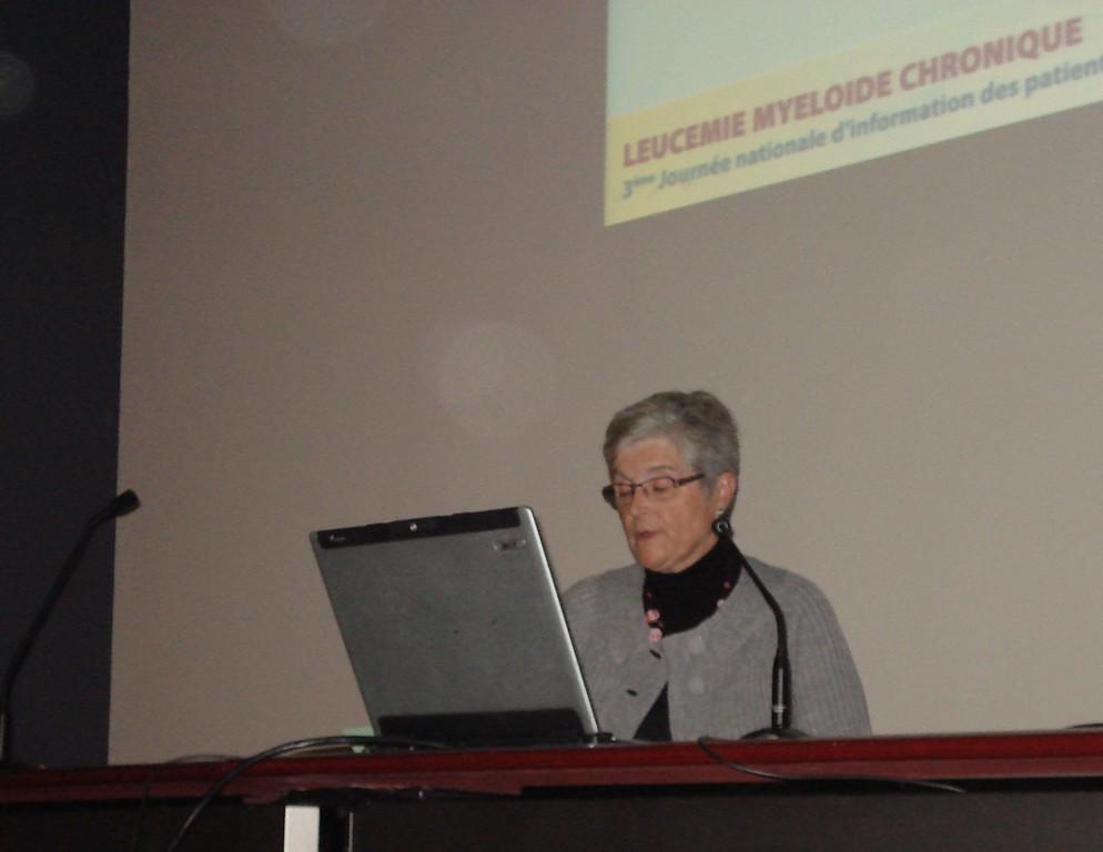 Rennes, Marie-Anne Guillet, Relais LMC France
