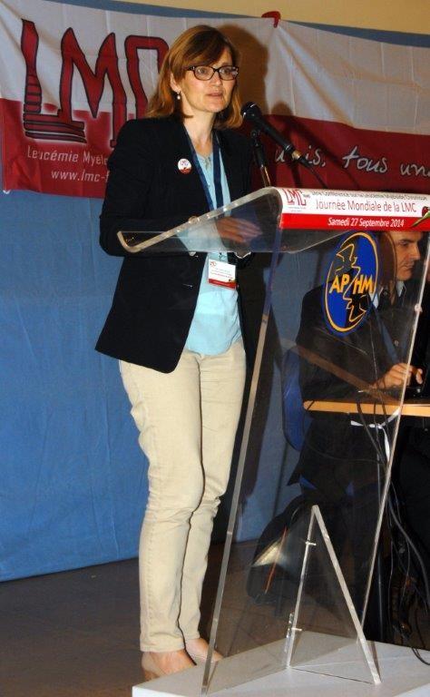Docteur Delphine Réa, hématologue