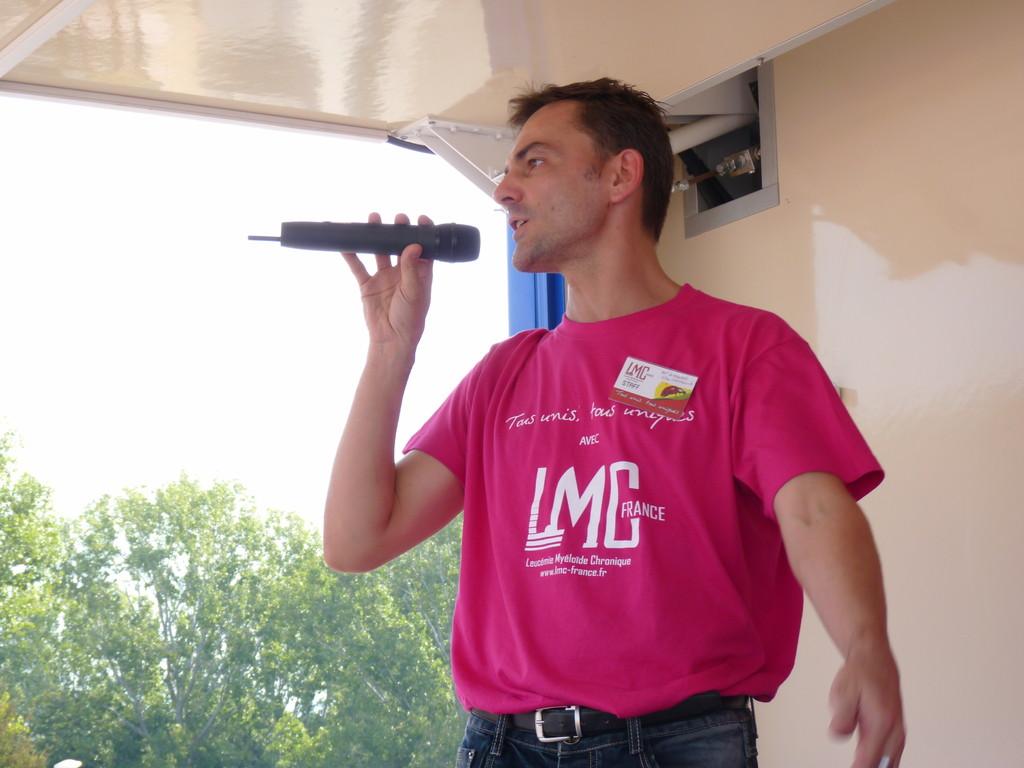 Stéphane Daban, Vice-président de LMC France
