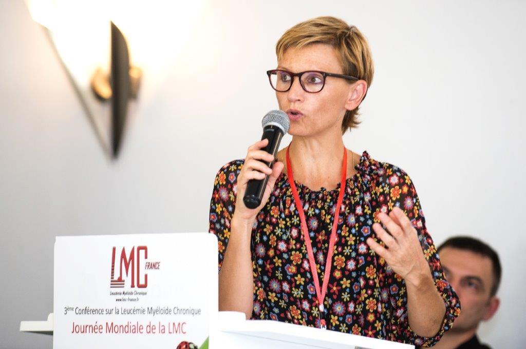 Dr. Aude Charbonnier, hématologue, IPC, Marseille