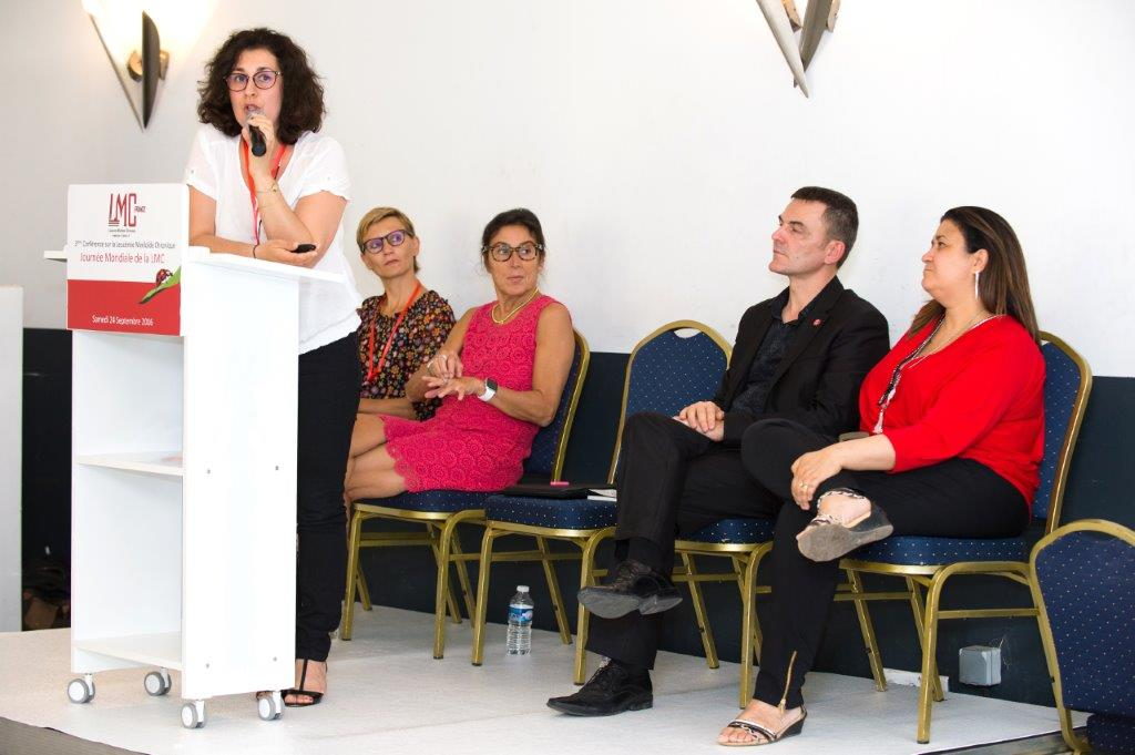 Dr. Hélène Hoarau, Dr. Aude Charbonnier, Dr. Guerci-Bresler, Mina Daban
