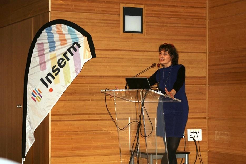 Bernadette Breant Directeur de recherches Inserm