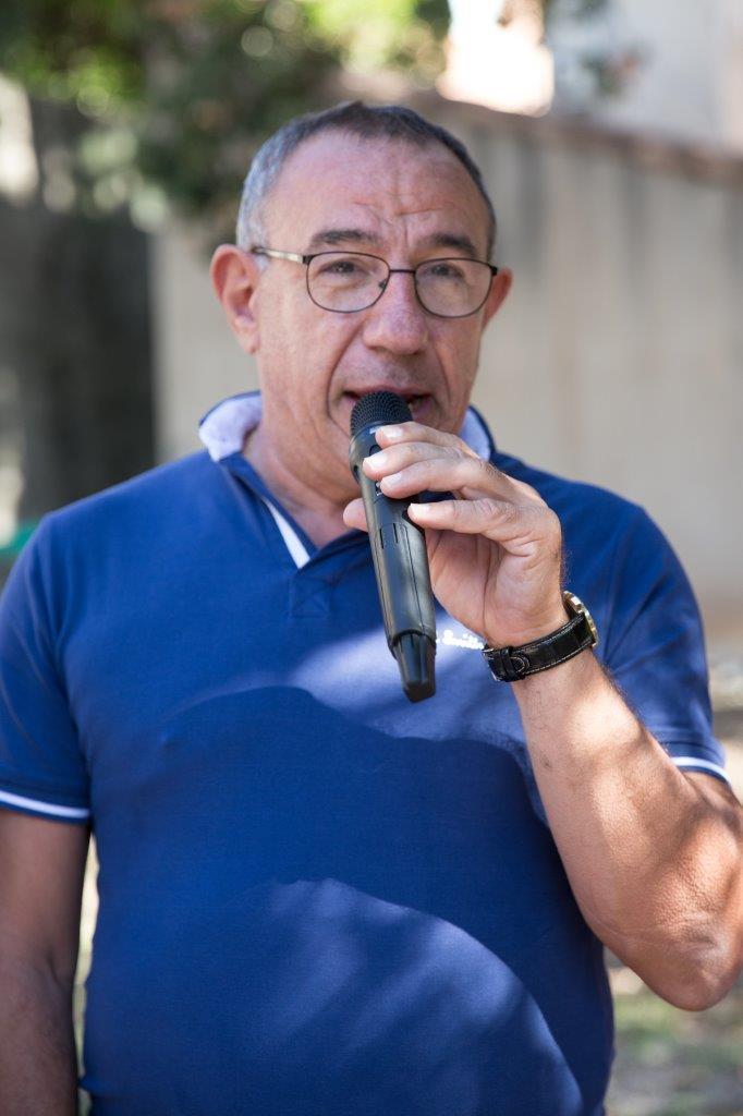 Joseph Mahmoud, conseiller municipal délégué aux sports de Géménos