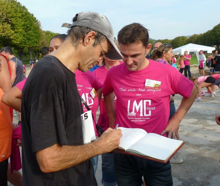 Jean Jacques Goldman et Stéphane Daban, LMC France