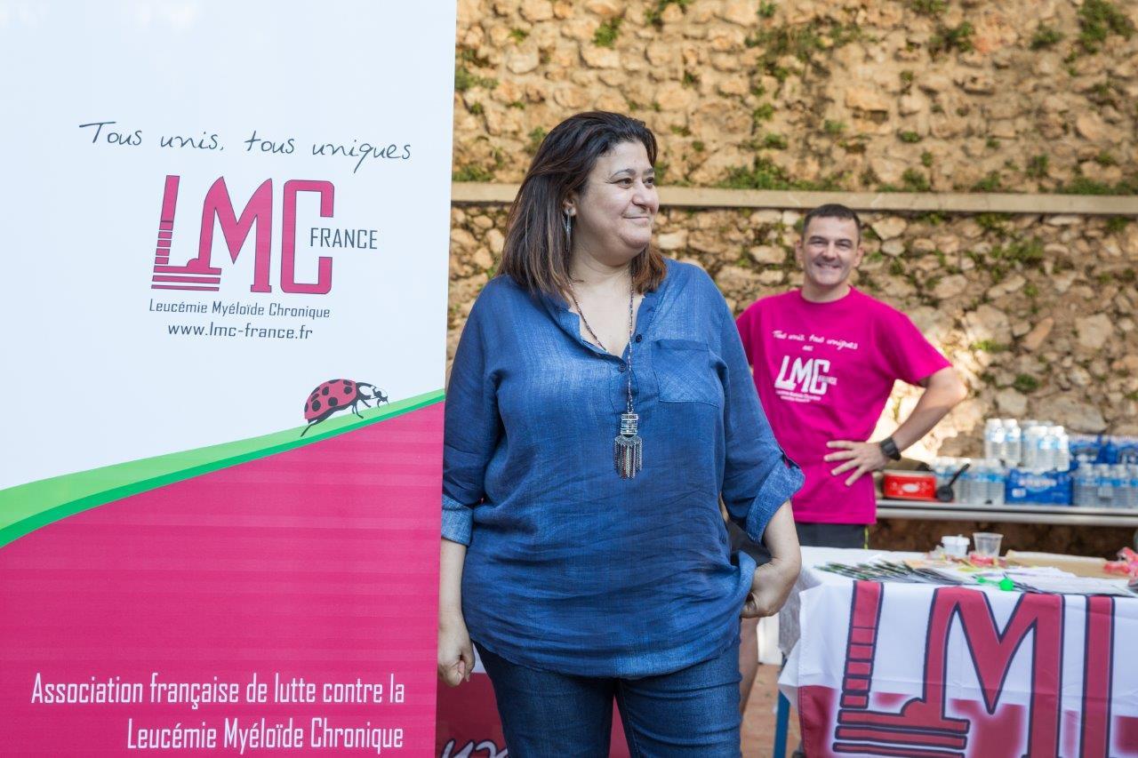 Mina Daban, Présidente LMC France et Stéphane Daban, Vice-Président LMC France
