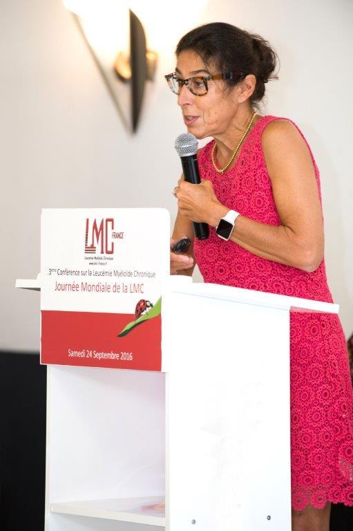 Dr. Agnès Guerci Bresler, hématologue, Nancy