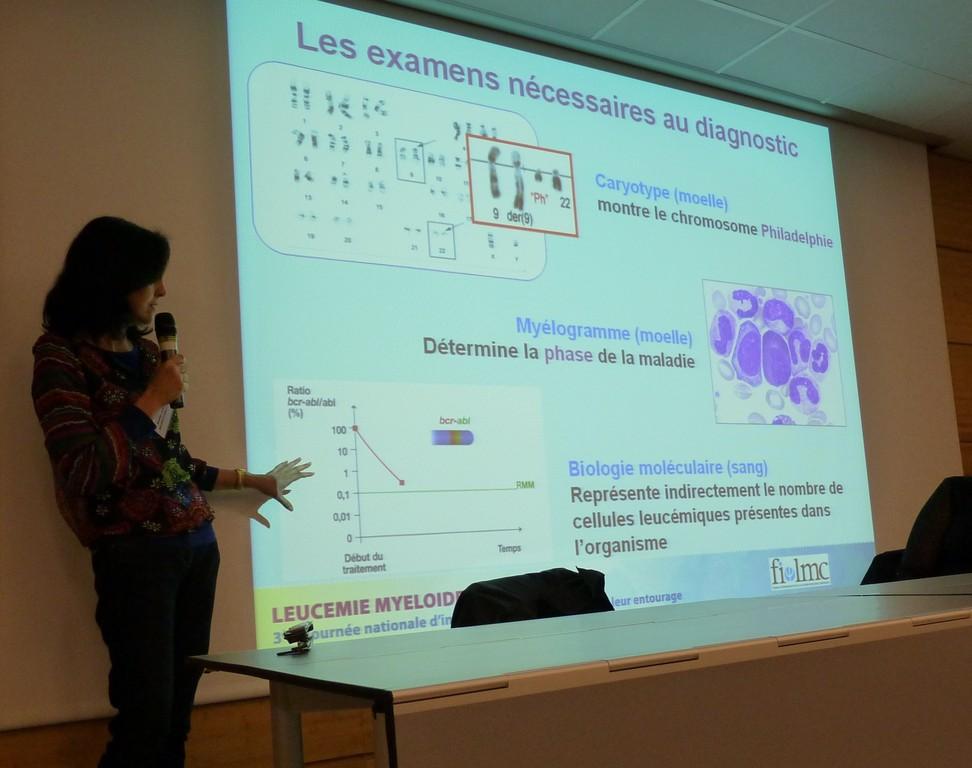 Marseille : Dr Marie-Joëlle MOZZICONACCI