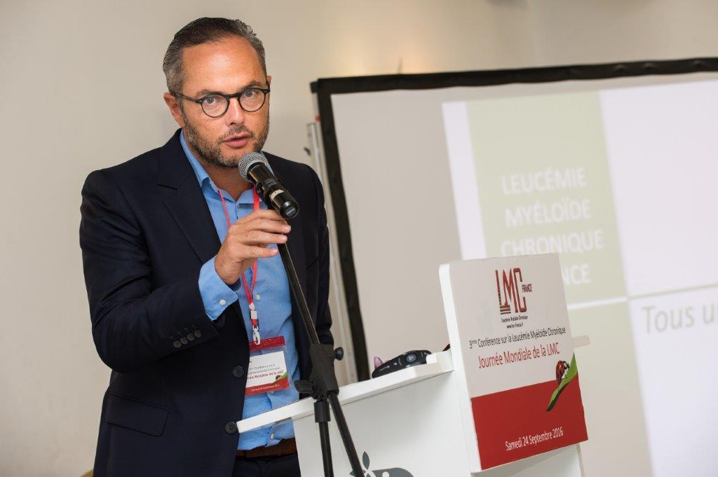 Norbert Nabet, Directeur Général Adjoint ARS Paca
