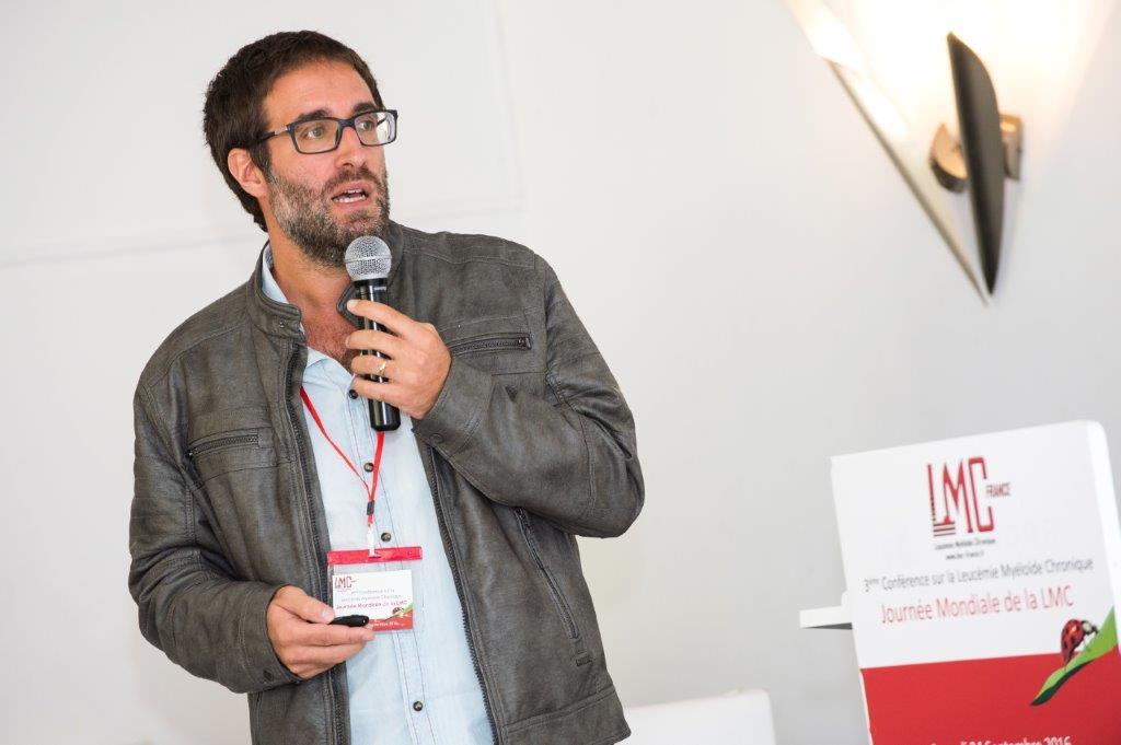 Docteur Laurent Chiche, service de médecine interne, Marseille