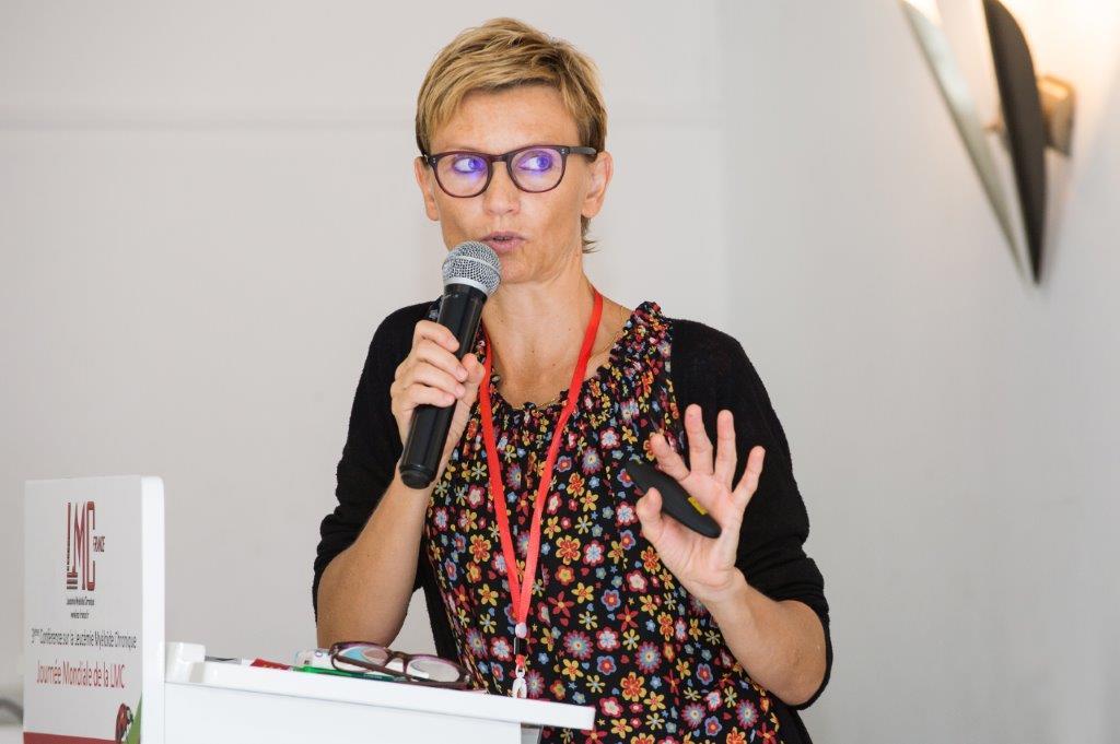 Docteur Aude Charbonnier, Hématologue