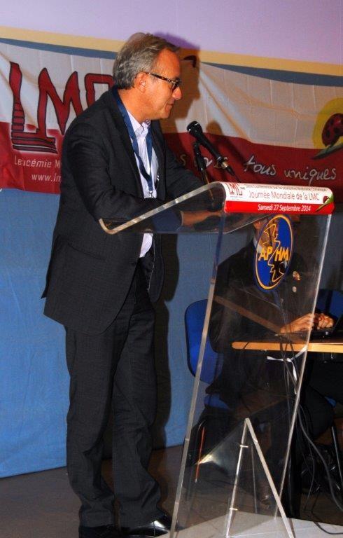 Docteur Franck Nicolini, Hématologue