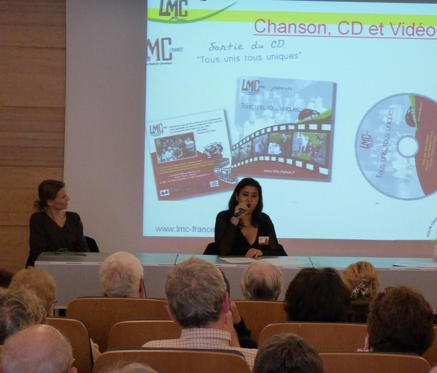 Marseille : Docteur Aude CHARBONNIER, Mina DABAN