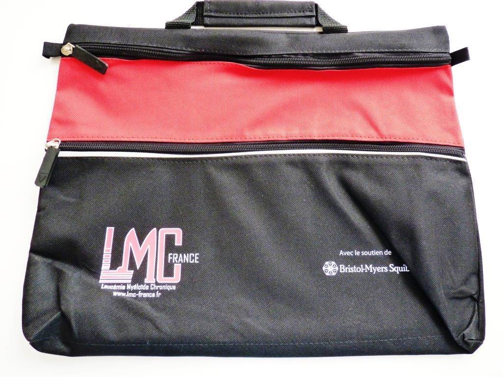 """La mallette """"Observance"""" LMC France - avec le soutien de Bristol-Myers Squibb"""