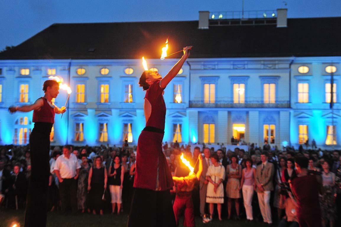 Sommerfest des Bundespräsidenten Fotos © CB.e Clausecker I Bingel AG